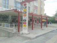 Ankara Pergole